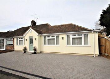 Thumbnail 2 bed semi-detached bungalow for sale in Chestnut Avenue, Buckhurst Hill, Essex