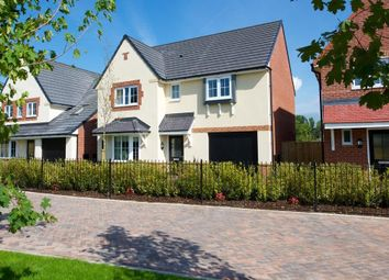 "Thumbnail 4 bed detached house for sale in ""Somerton"" at Moss Lane, Macclesfield"