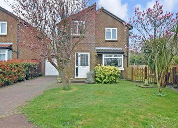 Thumbnail 3 bed detached house for sale in St. Benedict Road, Snodland, Kent