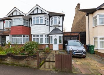 Thumbnail 3 bed semi-detached house for sale in Upper Walthamstow Road, London