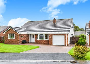 Thumbnail 3 bedroom bungalow for sale in Netherfield Close, Summer Grove Park, Whitehaven, Cumbria