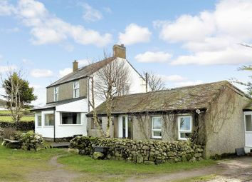 Thumbnail 4 bed detached house for sale in Penygroes, Caernarfon, Gwynedd.