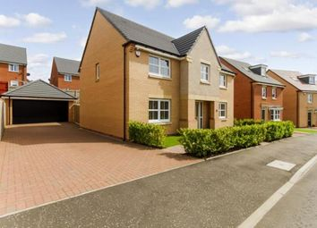 Thumbnail 4 bed detached house for sale in Gartcolt Place, Coatbridge, North Lanarkshire