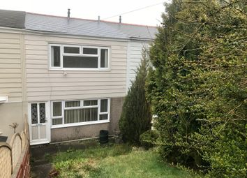 Thumbnail 3 bed terraced house for sale in Wordsworth Close, Ebbw Vale