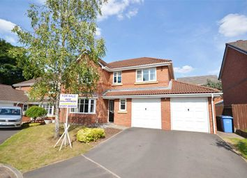 Thumbnail 4 bed detached house for sale in Parkers Wood Close, Chorley