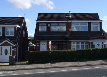 Thumbnail 3 bed semi-detached house to rent in Highfield Grange Avenue, Winstanley WN3.