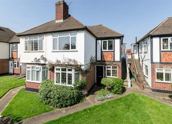Thumbnail 2 bed maisonette for sale in Glyn Court, North Cheam