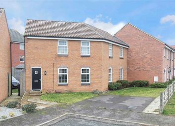 Thumbnail 2 bed flat to rent in Clarendon Close, Corby