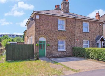 Thumbnail 2 bed semi-detached house for sale in Cowley Mill Road, Uxbridge