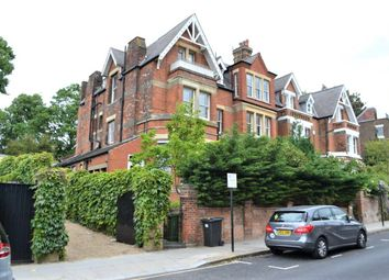 Thumbnail 3 bed flat to rent in Netherhall Gardens, Hampstead, London