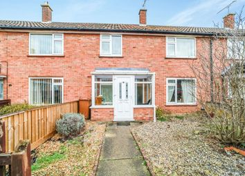 3 bed terraced house for sale in Fulmerston Close, Thetford IP24