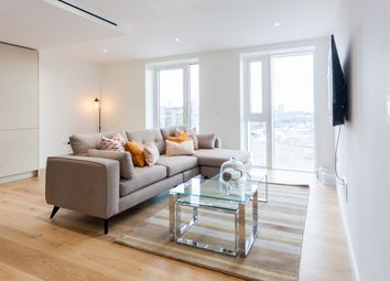 Thumbnail 2 bed flat to rent in Vaughan Way, London