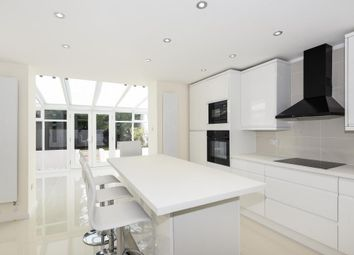 Thumbnail 5 bed town house to rent in Marlborough Hill, St Johns Wood NW8,