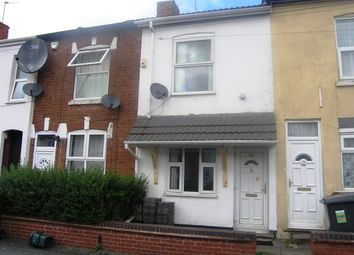Thumbnail 2 bed terraced house for sale in Sweetman Street, Whitmore Reans, Wolverhampton