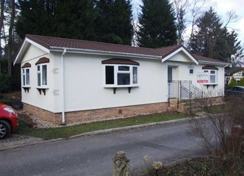 Thumbnail 3 bed mobile/park home for sale in Kingfisher Lane, Turners Hill, West Sussex