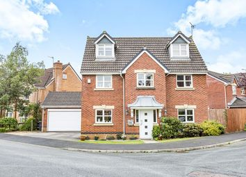 Thumbnail 4 bed detached house for sale in Pasture Drive, Garstang, Preston