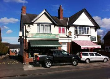 Thumbnail Retail premises for sale in Chelford SK11, UK