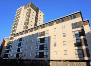 Thumbnail 2 bedroom flat for sale in Falcon Drive, Cardiff Bay