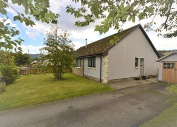 Thumbnail 3 bed semi-detached bungalow for sale in 18 Kilmore Road, Kilmore, Drumnadrochit, Inverness