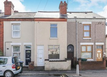 Thumbnail 4 bed terraced house for sale in Widdrington Road, Radford, Coventry, West Midlands