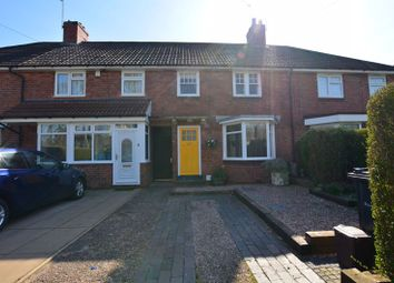 Thumbnail 3 bed terraced house for sale in Norman Road, Bearwood, Smethwick