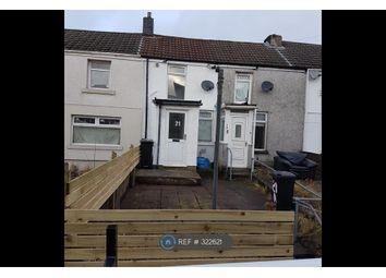 Thumbnail 2 bedroom terraced house to rent in High Street, Merthyr Tydfil