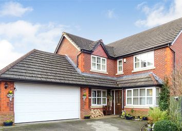 Thumbnail 4 bed detached house for sale in Milars Field, Morda, Oswestry, Shropshire
