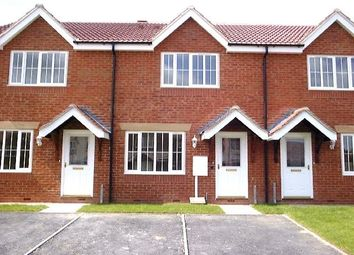 Thumbnail 1 bed terraced house to rent in Eborne Croft, Balsall Common