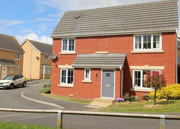 Thumbnail 4 bed detached house for sale in Kempton Close, Corby