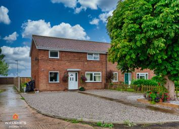 Thumbnail 3 bed terraced house for sale in Margrave Lane, Garthorpe, Scunthorpe