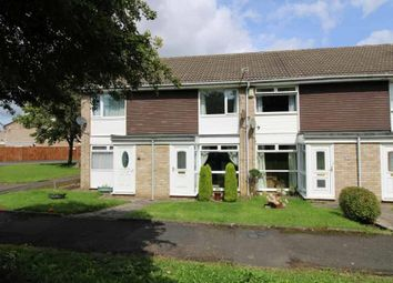 Thumbnail 2 bed terraced house for sale in Chichester Close, Kingston Park, Newcastle Upon Tyne