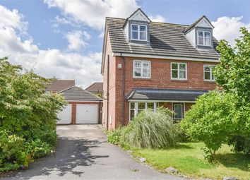 Thumbnail 5 bedroom detached house for sale in Cloither Court, Copmanthorpe, York