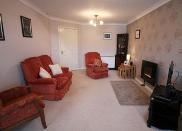 Thumbnail 1 bed flat for sale in 50 Blackhall Croft, Blackhall Road, Kendal