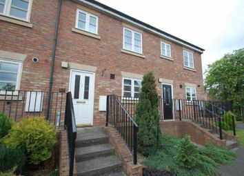 Thumbnail 3 bed terraced house for sale in Glendower Court, Greenfields, Shrewsbury