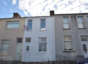 Thumbnail 4 bed terraced house for sale in Bell Street, Barry