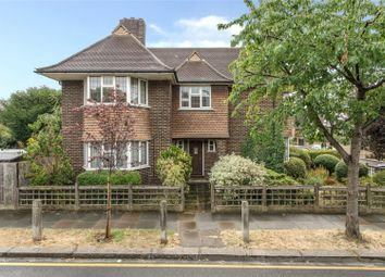 Thumbnail 4 bed detached house for sale in Ellerton Road, Wandsworth, London