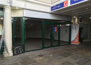 Thumbnail Retail premises to let in Unit 5, The George Centre, High Street, Grantham, Lincolnshire