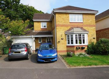 Thumbnail 4 bed detached house for sale in Angelica Way, Thornhill, Cardiff