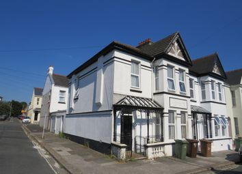 Thumbnail 3 bed end terrace house for sale in Eton Avenue, Plymouth