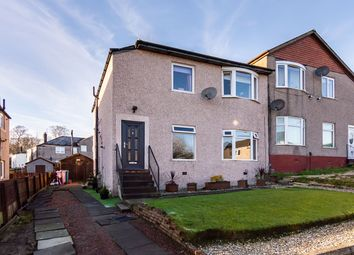 Thumbnail 3 bed flat for sale in Ferncroft Drive, Croftfoot, Glasgow