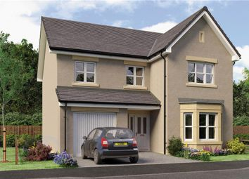 "Thumbnail 4 bedroom detached house for sale in ""Yeats Det"" at Kingsfield Drive, Newtongrange, Dalkeith"
