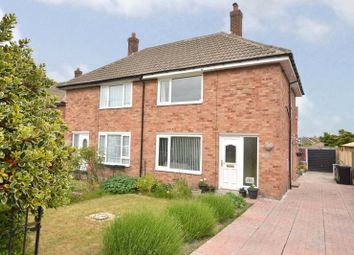 Thumbnail 2 bed semi-detached house for sale in Goosefield Rise, Garforth, Leeds, West Yorkshire