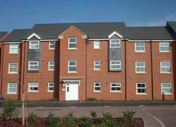 Thumbnail 2 bed flat to rent in Limetree Grove, Loughborough