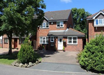 Thumbnail 3 bed detached house for sale in Burrington Close, Fulwood, Preston
