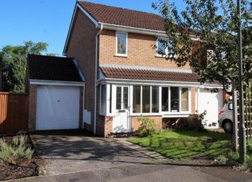 Thumbnail 3 bed link-detached house for sale in Caernarvon, Frimley