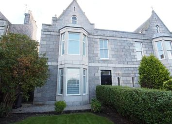Thumbnail 3 bed flat to rent in Fountainhall Road, Aberdeen