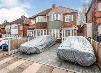 Sandringham Road, Great Barr, Birmingham B42. 3 bed semi-detached house for sale