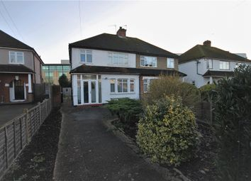 4 bed semi-detached house for sale in Woodhaw, Egham, Surrey TW20