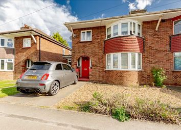 Thumbnail 3 bed semi-detached house for sale in St Clements Drive, Bletchley, Milton Keynes