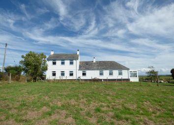 Thumbnail 4 bed detached house for sale in Llanfaethlu, Holyhead, Sir Ynys Mon